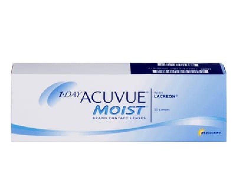 Lentilles de contact Correctrices 1 day acuvue moist for astigmatism 30 de Johnson & johnson