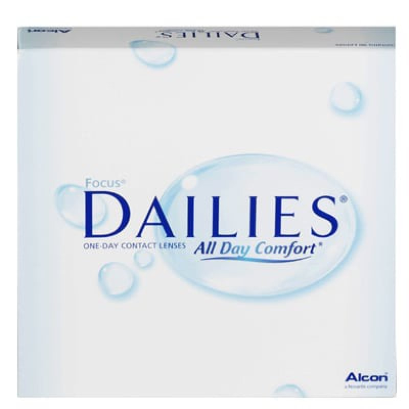 Lentilles de contact Correctrices Dailies day comfort 90 de Cibavision