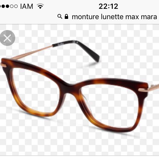 Lunettes de vue Max mara - Mm 1250 963