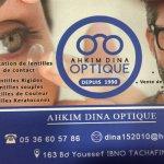 Optique Ahkim