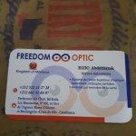 Freedom optic casa optici