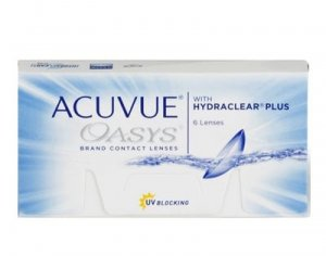 Acuvue oasys de Johnson and johnson