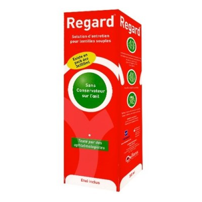Regard horus pharma de Regard